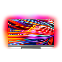 PHILIPS 49PUS8503 LED TV (Flat, 49 Zoll/123 cm, UHD 4K, SMART TV, Ambilight, Android TV)