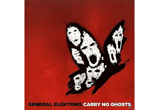 General Elektriks - Carry No Ghosts - (CD)