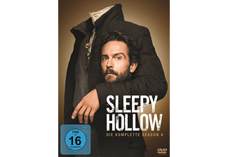 Sleepy Hollow - Staffel 4 - (DVD)