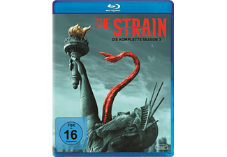 The Strain - Die komplette Season 3 - (Blu-ray)