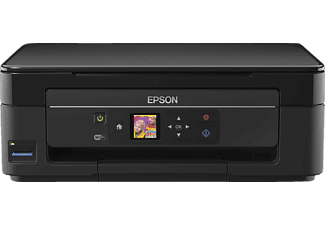 EPSON Expression Home XP-342, 3-in-1 Multifunktionsdrucker, Schwarz