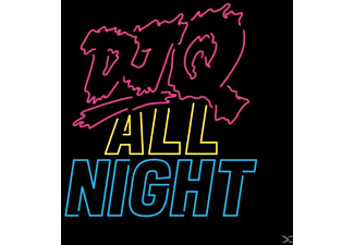 Dj Q - All Night LP - (CD)