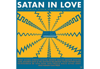 VARIOUS - Satan In Love-Rare Finnish Synth-Pop & Disco - (Vinyl)