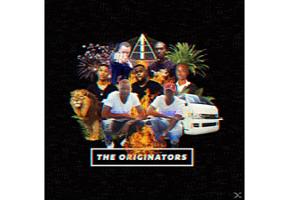 VARIOUS - The Originators - (Vinyl)