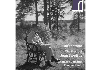 Chamber Domaine | Thomas Kemp - Rastava-The Music of Jean Sibelius - (CD)