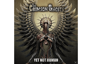 The Crimson Ghosts - Yet Not Human (Gatefold/180Gr./Col.Vinyl) - (Vinyl)