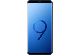 SAMSUNG Smartphone Galaxy S9+ 64 GB Coral Blue Red Devils Pack Proximus + SIM (64639526)