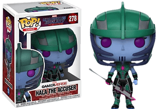 POP! Marvel: GotG TT- Hala the Accuser