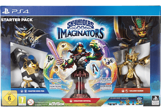 SKYLANDERS Skylanders Imaginators Starter Pack PS4