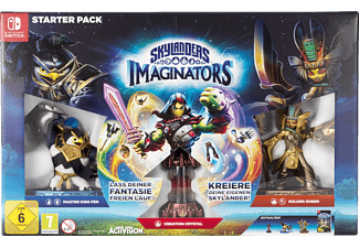 SKYLANDERS Skylanders Imaginators Starter Pack Switch