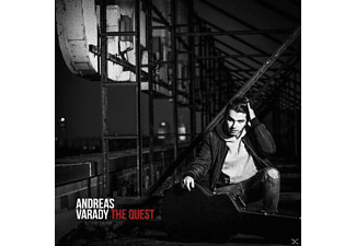 Andreas  Varady - The Quest - (CD)