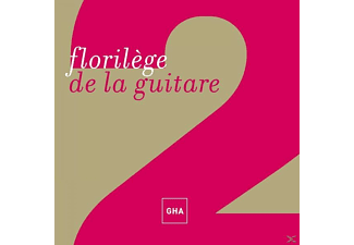 VARIOUS - Florilege De La Guitare - (CD)