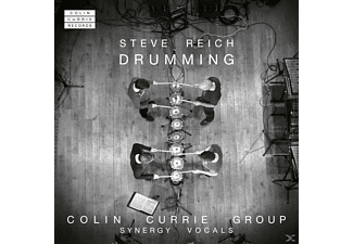 Colin Currie Group, Synergy Vocals - Drumming - (CD)