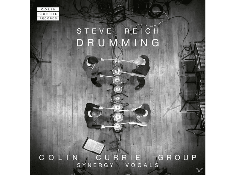 Colin Currie Group, Synergy Vocals - Drumming [CD]