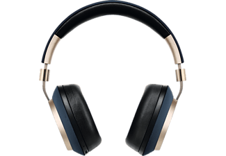 B&W PX, Over-ear Kopfhörer, Headsetfunktion, Bluetooth, Soft gold