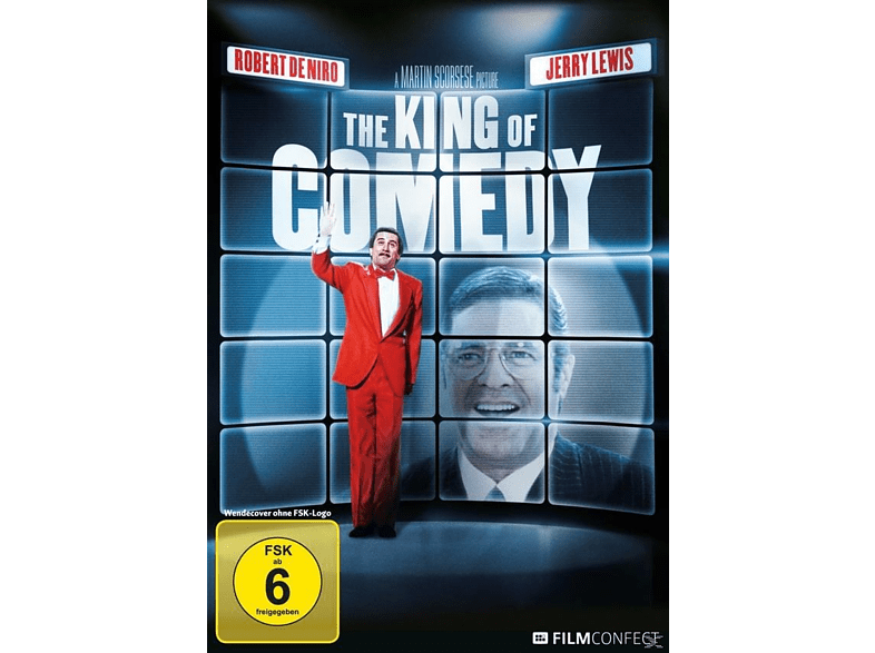 King of Comedy [DVD]