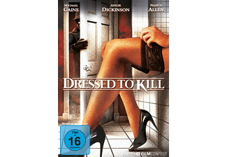 Dressed to Kill - (DVD)