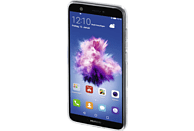 HAMA Crystal Clear , Backcover, Huawei, P Smart, Thermoplastisches Polyurethan (TPU), Transparent