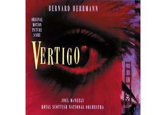 Joel/royal Scottish No Mcneely - Vertigo (OST) - (CD)