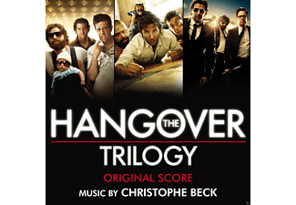 VARIOUS - The Hangover Trilogy - (CD)