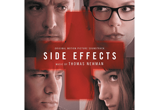 Thomas Newmann - Side Effects - (CD)