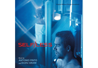 Antonio Pinto, Dudu Aram - Self/Less (OST) - (CD)