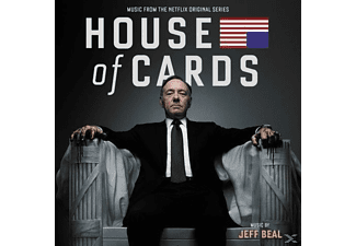VARIOUS, Jeff Beal - House Of Cards - (CD)