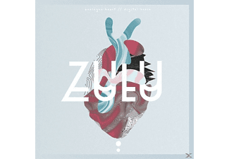 Zulu - Analogue Heart//Digital Brain (LP - (Vinyl)