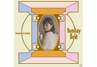 Martha Ffion - Sunday Best (LP) - (Vinyl)