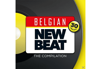 VARIOUS - Belgian New Beat - (CD)