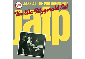 Ella Fitzgerald - Jazz At The Philharmonic (+DL-Code) - (Vinyl)