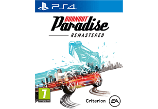 Burnout Paradise Remastered PlayStation 4