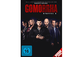 Gomorrha - Staffel 3 - (DVD)