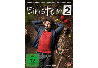 Einstein - Staffel 2 - (DVD)