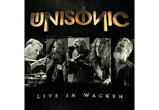 Unisonic - Live in Wacken (CD + DVD)