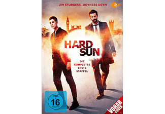 Hard Sun - Staffel 1 - (DVD)