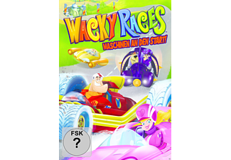 Wacky Races: Maschinen an den Start!: Staffel 1, Teil 1 - (DVD)