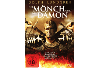 Der Mönch und der Dämon (Knight of the Apocalypse) - (DVD)
