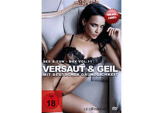 Versaut & geil - Sex & Fun-Box Vol. 11 - (DVD)