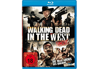 Walking Dead In The West-Uncut Edition - (Blu-ray)