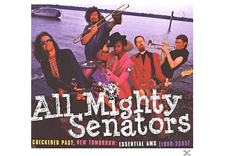 All Mighty Senators - Essential Ams 1988-2005 - (CD)