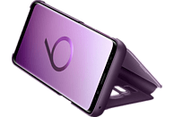 SAMSUNG Clear View Standing , Bookcover, Samsung, Galaxy S9, Violett