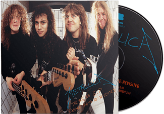 Metallica - The $5.98 E.P. Garage Days Re-Revisited (CD)