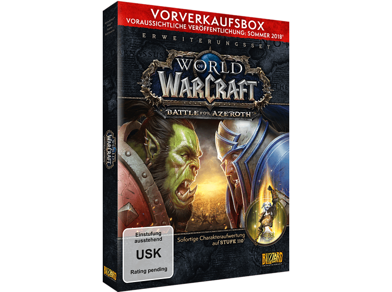 world of warcraft battle for azeroth collectors edition media markt