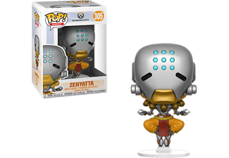 POP! Games: Overwatch S3- Zenyatta