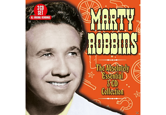 Marty Robbins - Absolutely Essential - (CD)