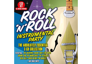 VARIOUS - Rock'N'Roll Instrumental Party - (CD)