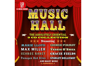 VARIOUS - Music Hall-Absolutely Essential - (CD)