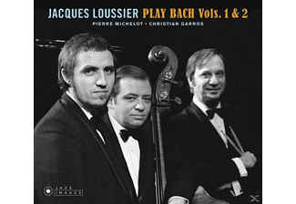 Jacques Loussier - Play Bach Vols.1 & 2 - (CD)