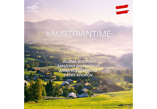 New Moscow Ensemble - #Austriantime - (CD)